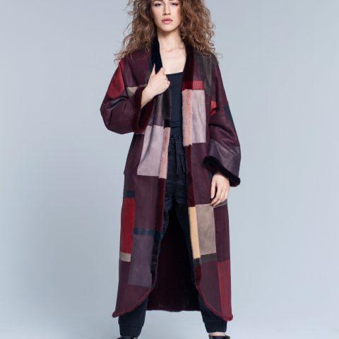 Reversible WA coat